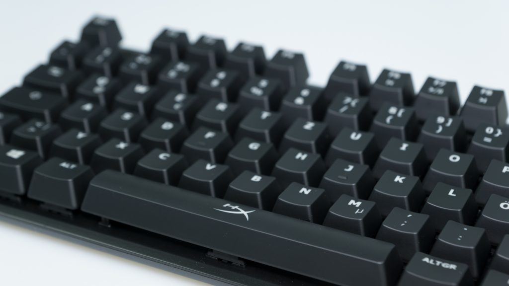HyperX Alloy FPS: Mechanisches Keyboard ohne Schnörkel