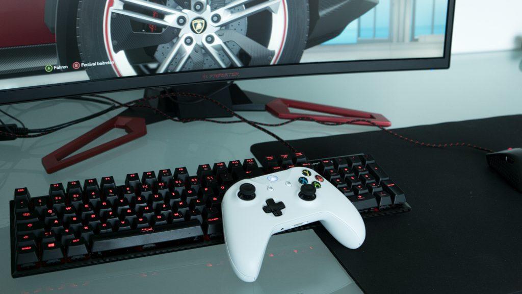 Xbox One Controller am PC nutzen