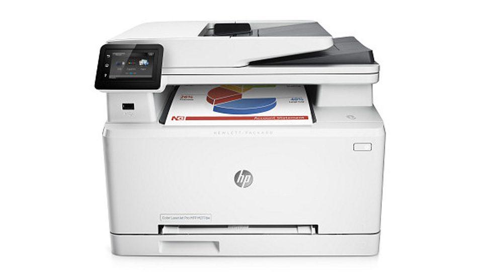 HP Color LaserJet Pro MFP Ansichten_1