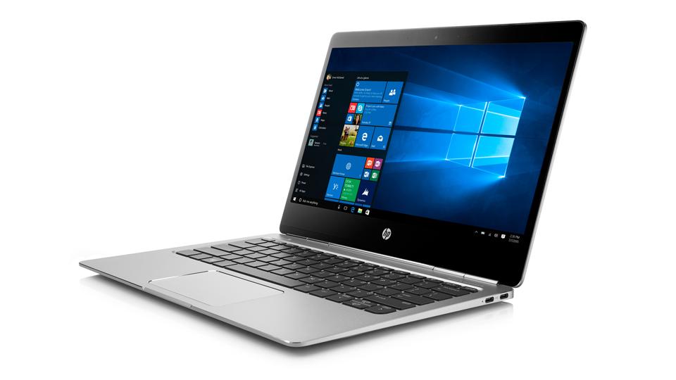 HP EliteBook Folio G1 Z2U98ES: Flaches Ultrabook mit UHD-Touchdisplay