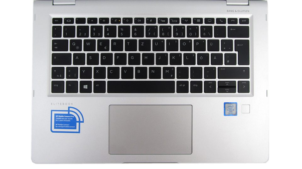 HP-EliteBook-x360-1030-G2 Tastatur_2