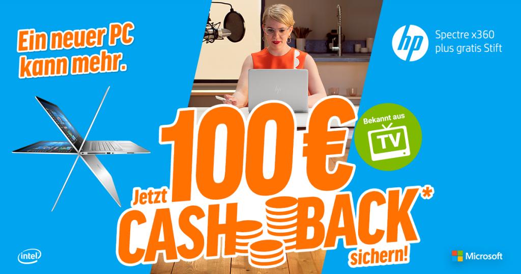 Ein neuer PC kann mehr. Jetzt 100€ Cashback und gratis Active Pen sichern!