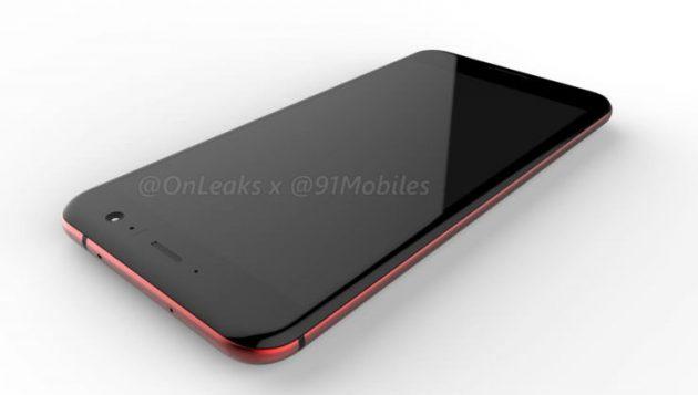 HTC U11 Render