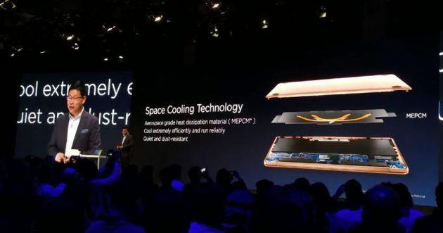 Huawei-Matebook-X-cooling-system