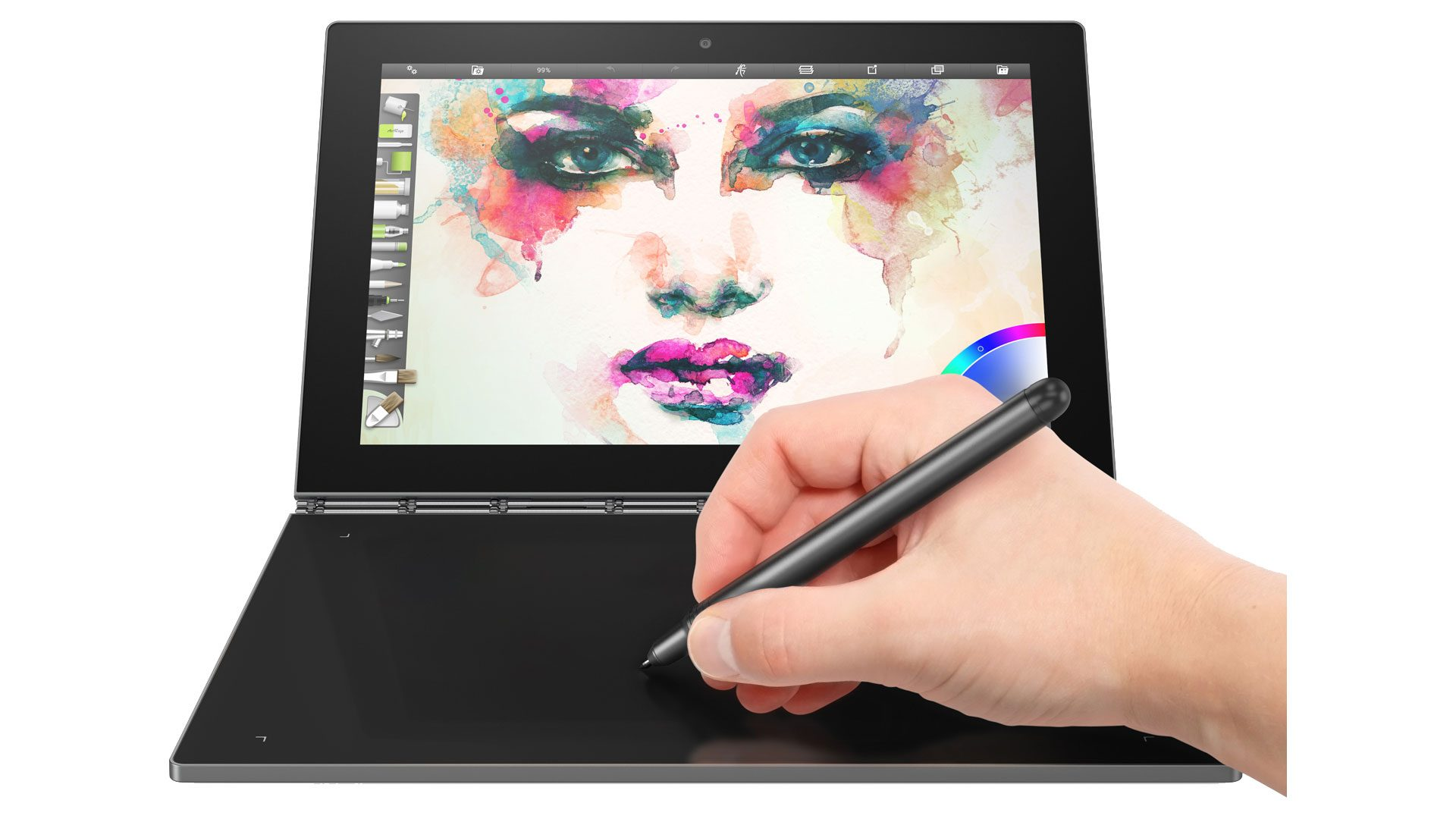 Lenovo-Yoga-Book-YB1-X91L_LTE_Android_Ansicht-4