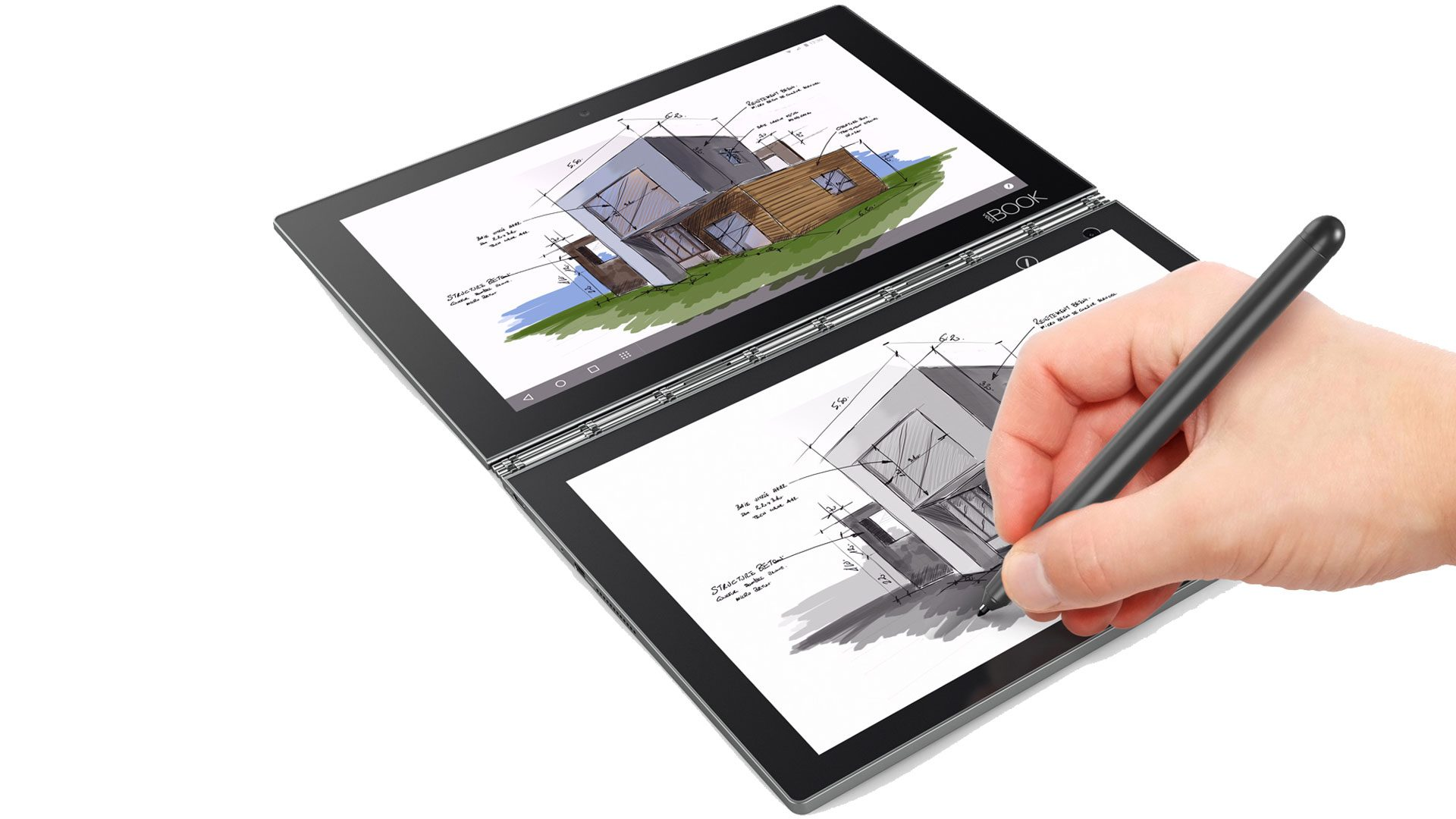 Lenovo-Yoga-Book-YB1-X91L_LTE_Android_Ansicht-6
