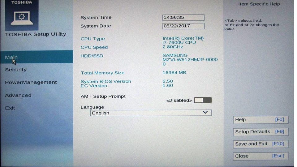 Toshiba_Portégé_X20W-D111 BIOS_6