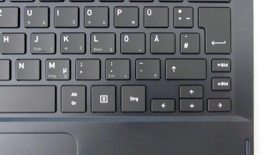 Toshiba_Portégé_X20W-D111 Tastatur_4