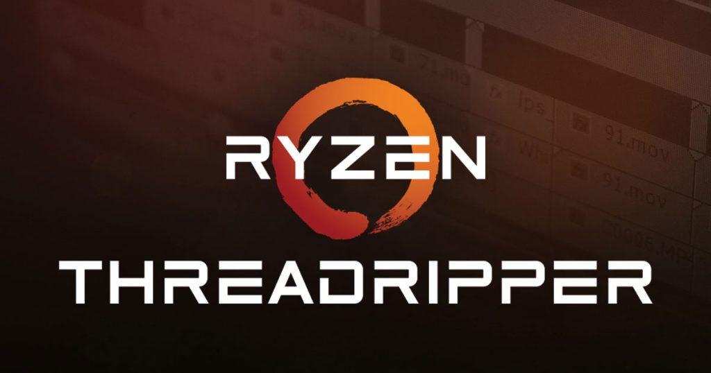 CPU-Monster: AMD Ryzen Threadripper mit 16 Kernen / 32 Threads angekündigt