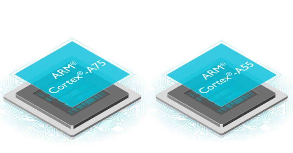 Cortex-A75, Cortex-A55, Mali-G72 – ARM stellt neue CPU- und Grafikchips vor