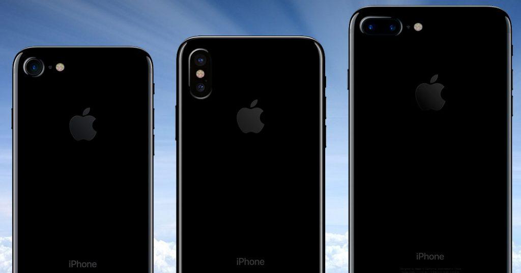 iPhone 8: Größer als das iPhone 7?