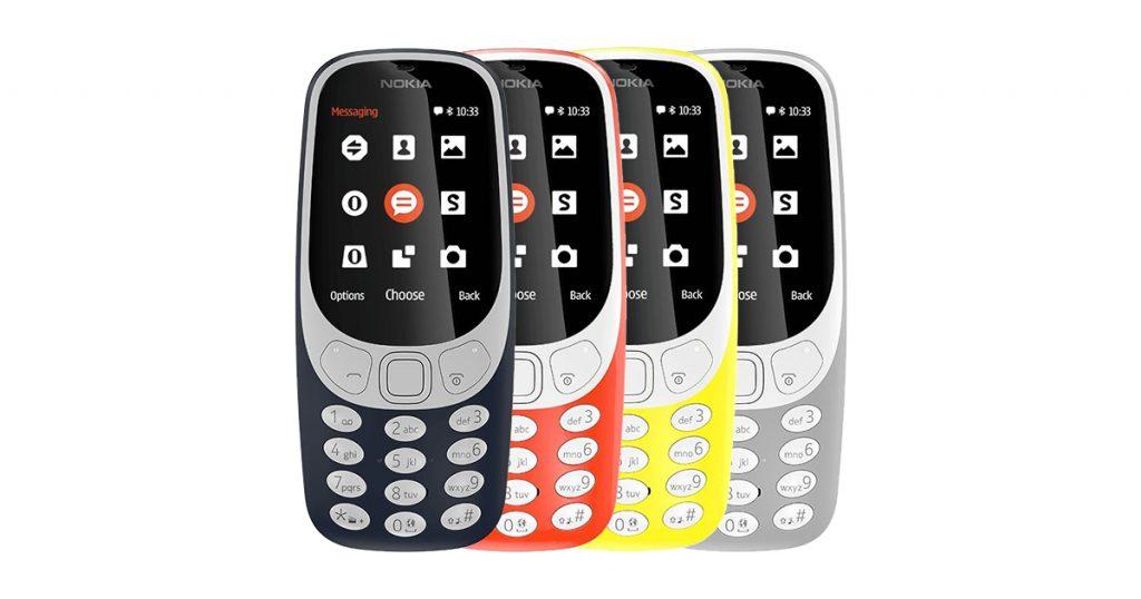 Das Nokia 3310 ist ab Ende Mai verfügbar