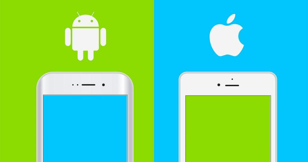 Studie: Android-Smartphones zuverlässiger als iPhones