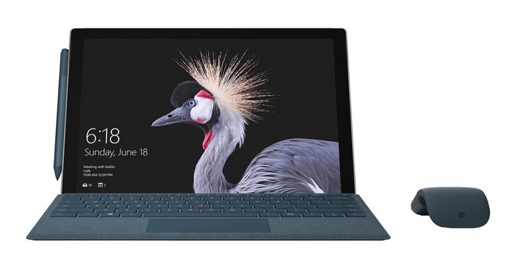 So sieht das neue Surface Pro von Microsoft aus