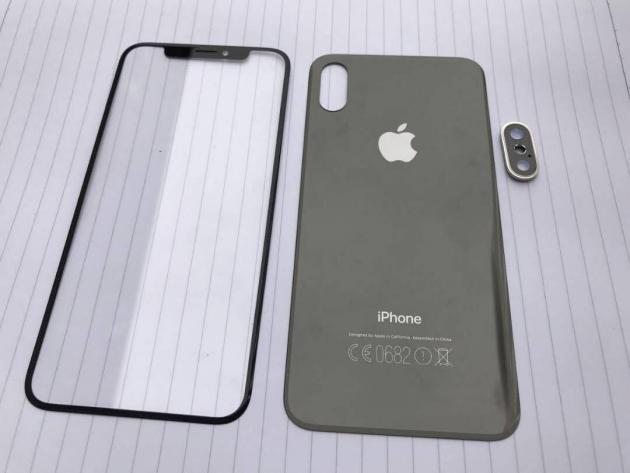 Leak Apple iPhone 8 Gehäuse