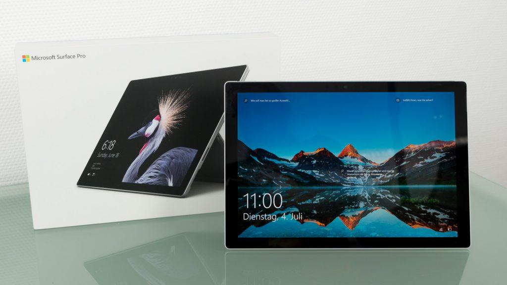 Surface Pro (2017) im Kurztest: Nur ein Refresh(?)