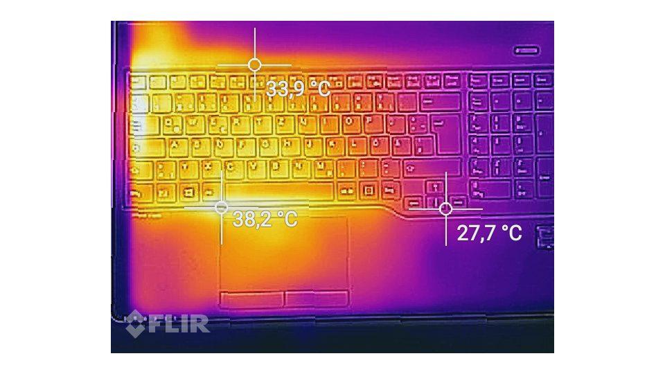 Fujitsu LIFEBOOK A557 Hitze_1