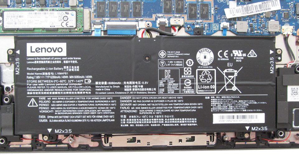 Lenovo-YOGA-720-13IKB Akku
