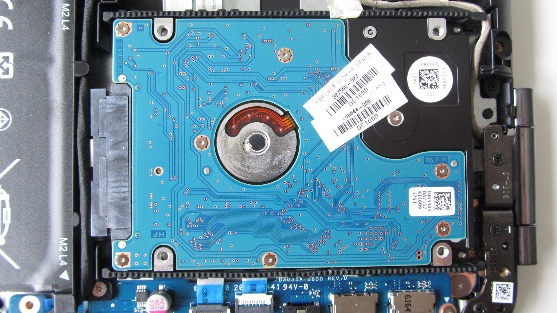 OMEN by HP 15-ax204ng HP-OMEN-Innen-Festplatte