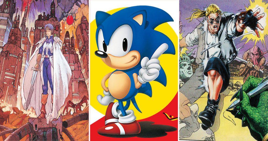 """""""Sega Forever"""" bringt gratis Retro-Klassiker auf Android & iOS"""