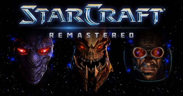 Starcarft-Remastered-Title