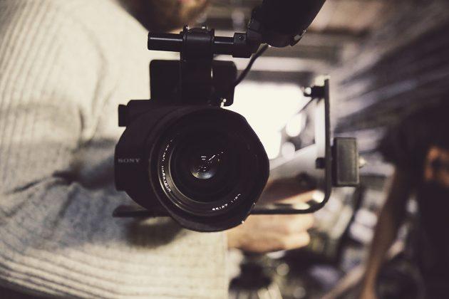 Equipment für Video-Podcast