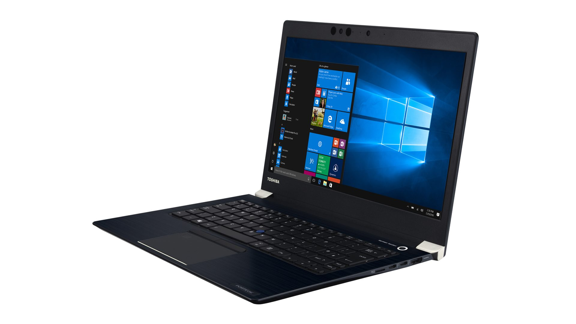 Toshiba Portégé X30-D-123 Ultrabook Ansicht_7