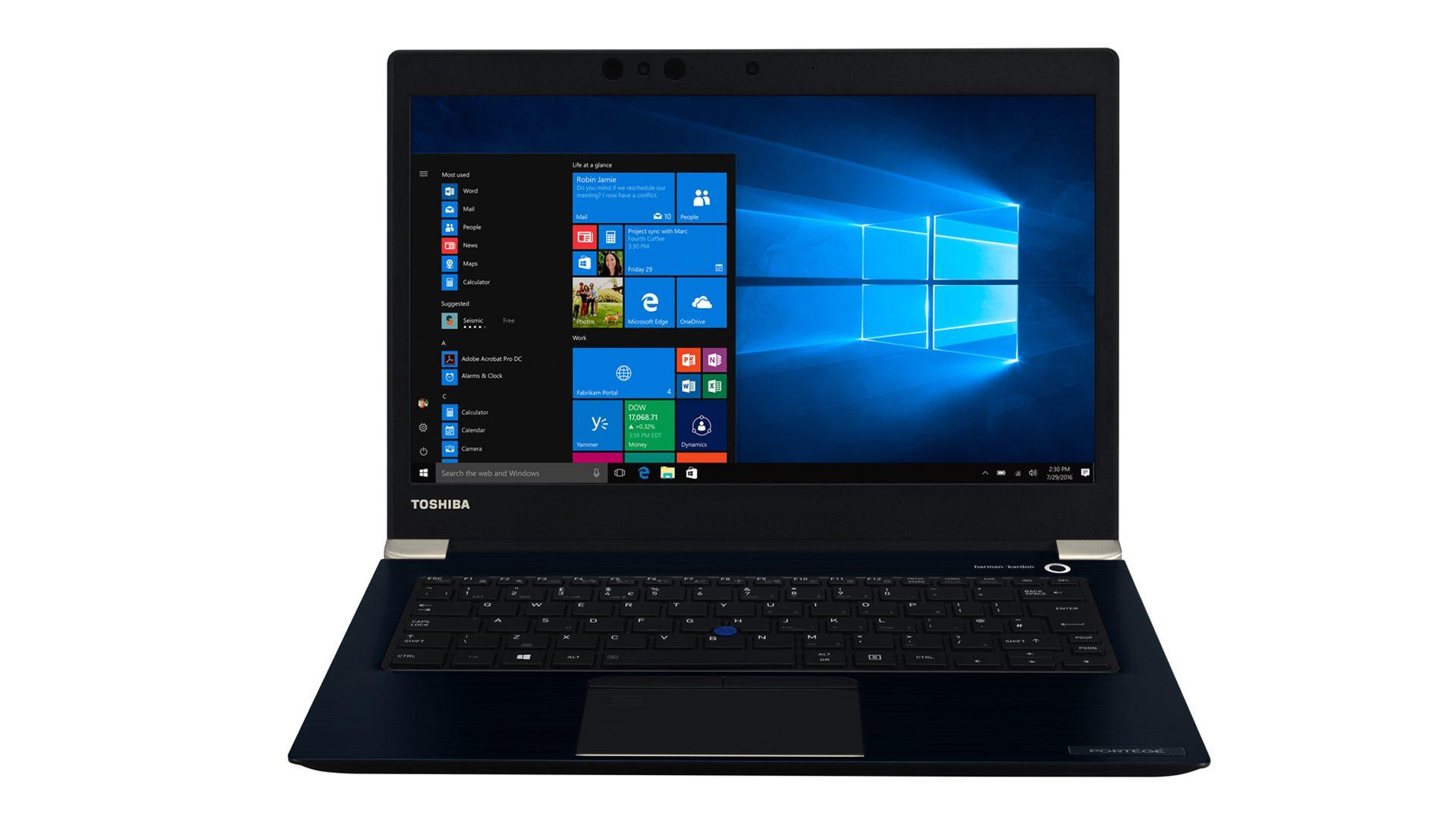 Toshiba Portégé X30-D-123 Ultrabook Ansicht_9