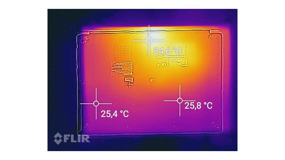 Toshiba Portégé X30-D-123 Ultrabook Hitze_2