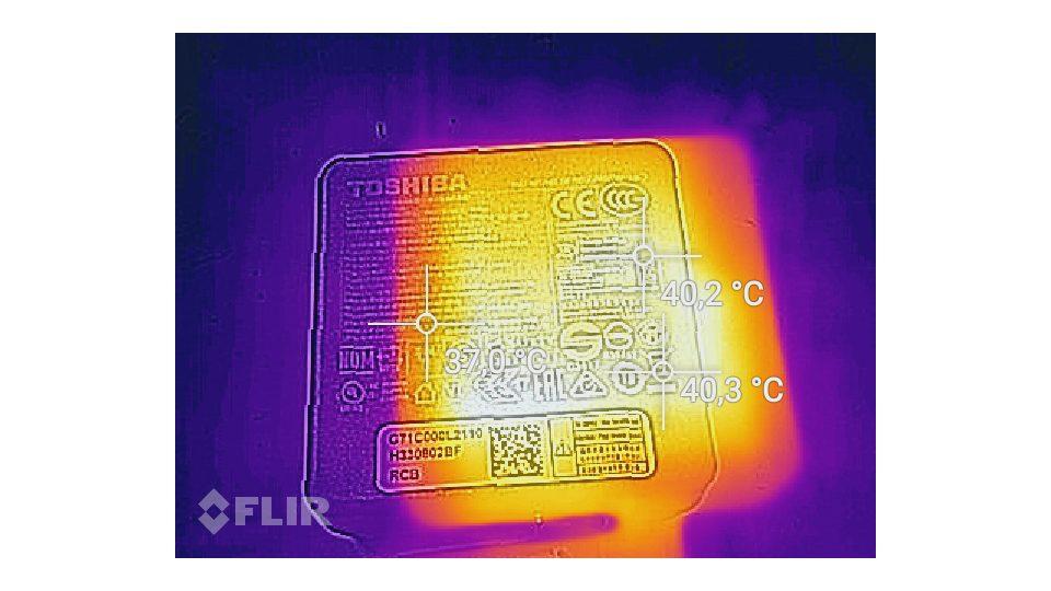 Toshiba Portégé X30-D-123 Ultrabook Hitze_4