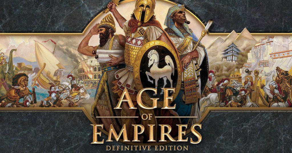 Release bestätigt: Age of Empires Definitive Edition erscheint am 20. Februar 2018