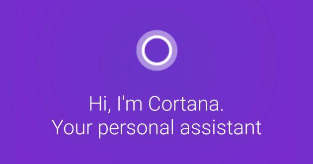 Cortana unter Android als Standatrd-Assistent