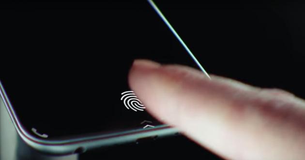 Fingerprintreader unter display qualcomm