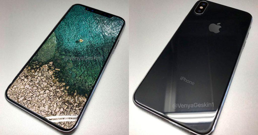 iPhone 8: Massenproduktion soll angelaufen sein
