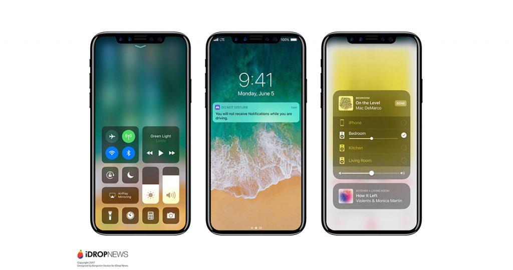 Neue Mockups sollen das iPhone 8 zeigen