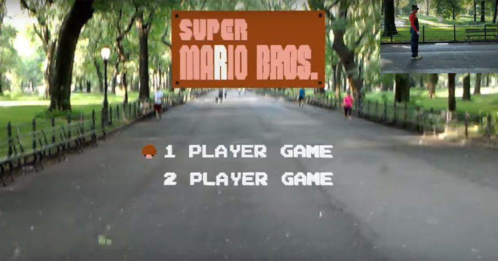 Mit HoloLens Super Mario als Super Mario spielen