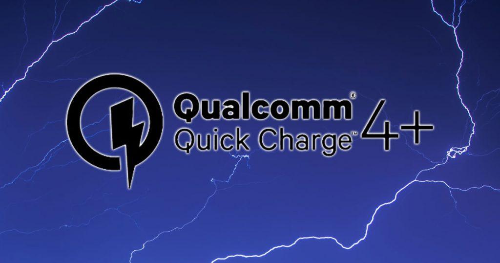 Qualcomm lädt schnell nach: Quick Charge 4+ steht in den Startlöchern!