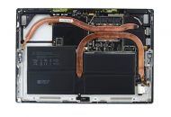 surface pro teardown inside