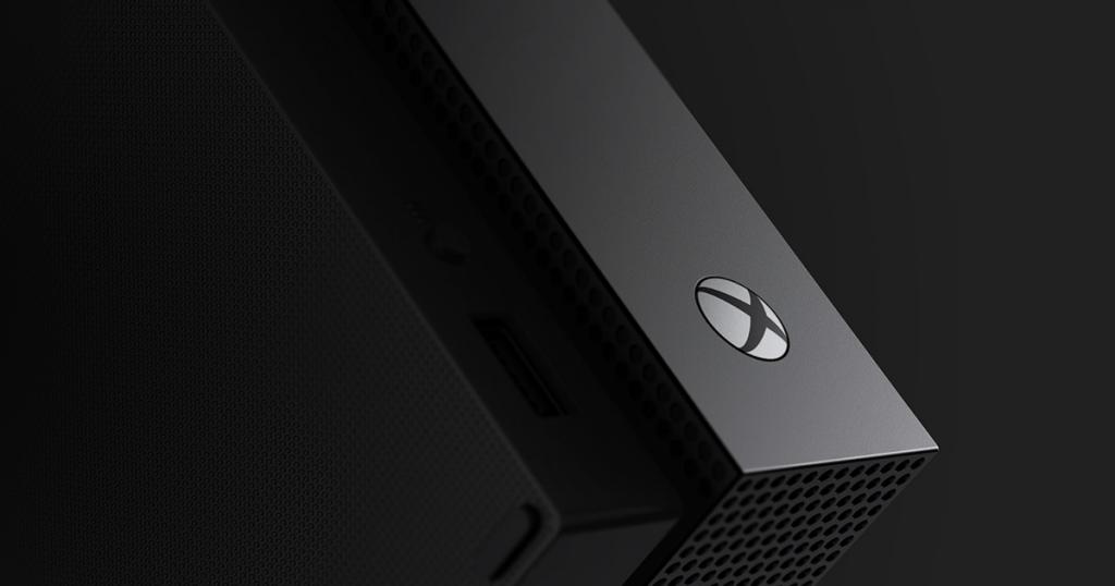Xbox One X: So sieht die neue Microsoft-Konsole im Inneren aus