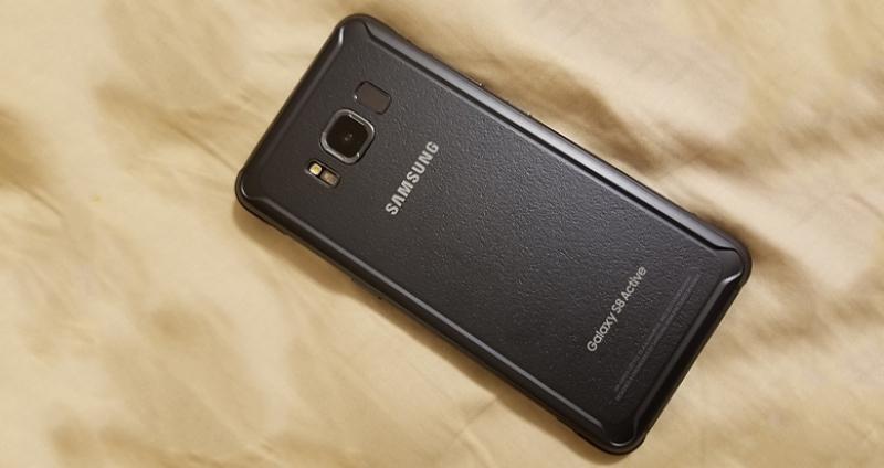 Samsung Galaxy S8 Active: So sieht es aus
