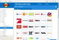 Die gefundenen Sender lassen sich auf jeden Gerät mit der TV-App ansehen