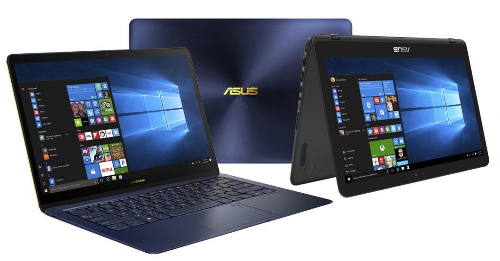 Luxus pur: Kreativ und professionell arbeiten mit ASUS ZenBook 3 Deluxe und ZenBook Flip