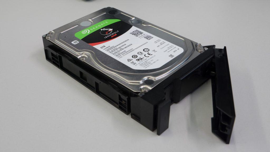 Seagate IronWolf revisited – Günstige und schnelle 6TB NAS HDD