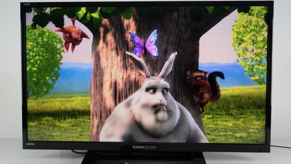 HANNS.G HL326HPB – wie günstig darf ein Monitor sein?