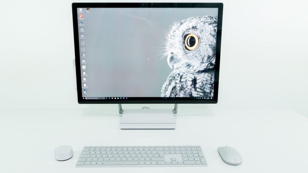 Surface Studio im Kurztest – Die 5000 Euro Kreativmaschine