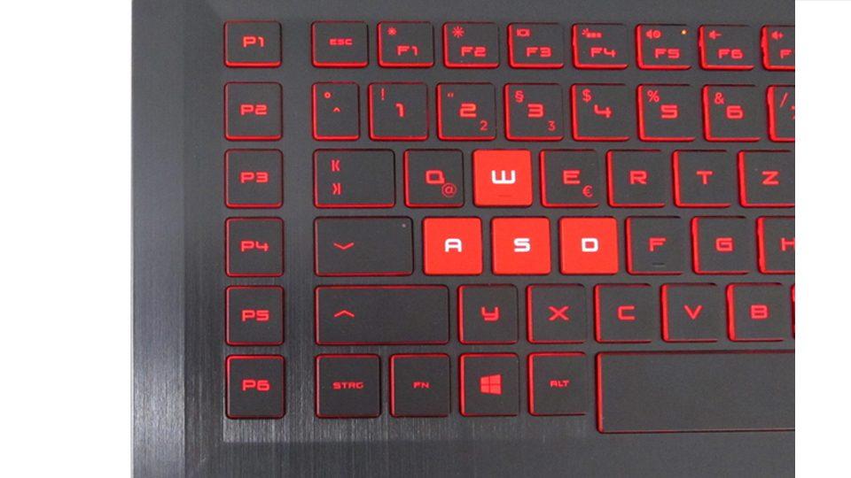 HP OMEN 17-an016ng Tastatur_3