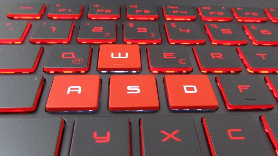 HP OMEN 17-an016ng Tastatur_5
