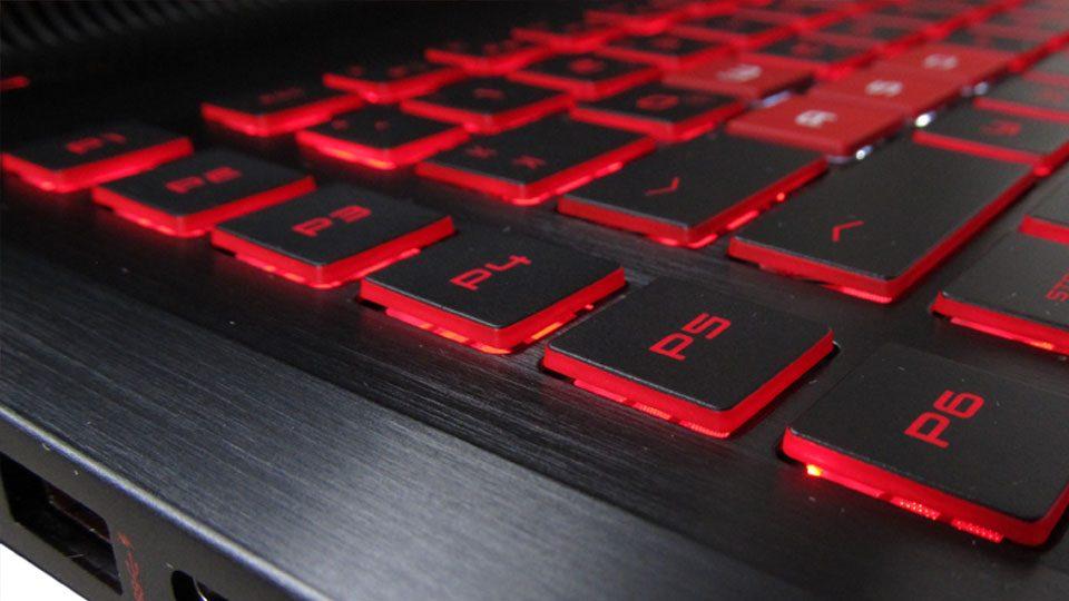 HP OMEN 17-an016ng Tastatur_7