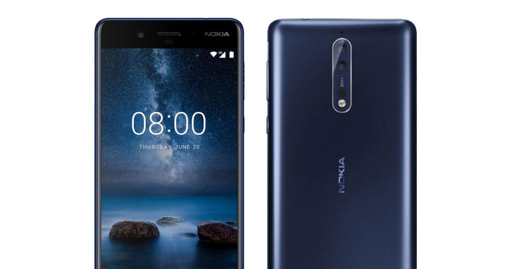 Nokia 8 laut Geekbench mit Android 8.0