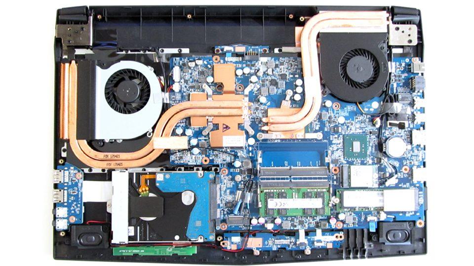 Schenker-XMGA507-NBB-qjz Innenansicht